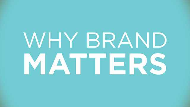 Why brand matters for enterprises?