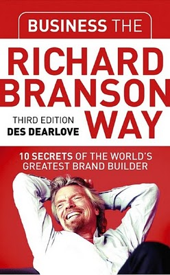 From the Business the Richard Branson Way