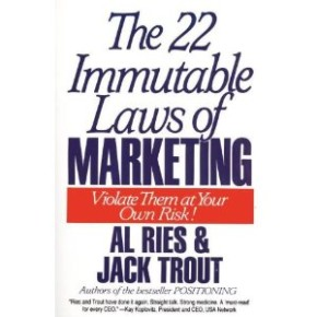 You believe what you want to believe: Al Ries & Jack Trout on '22 Immutable Laws of Marketing' – Part 1
