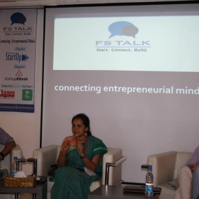 Taslima Miji Shares Her Story And Insight For Entrepreneurs [2nd FS Talk recap]