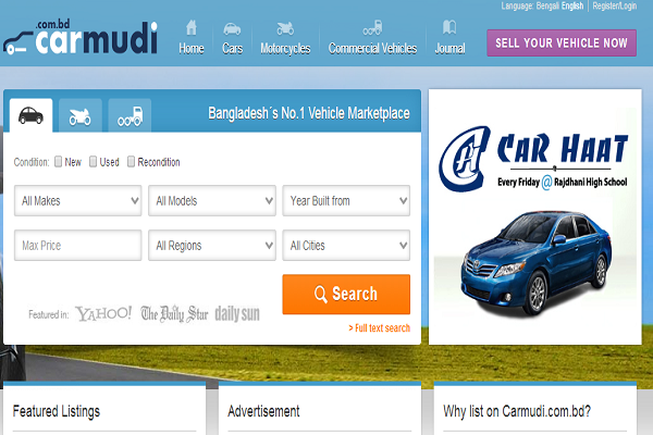 Car classifieds startup 'Carmudi' raises $10M new funding to expand in Asia