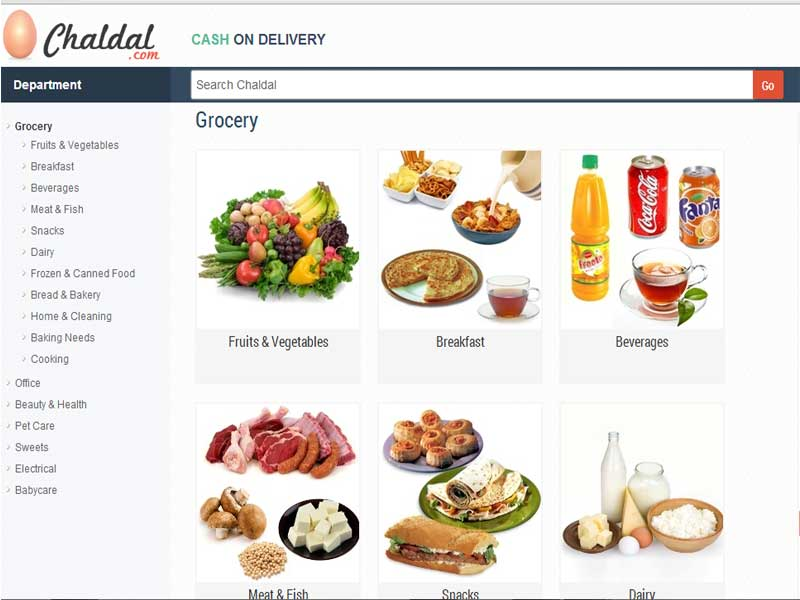 Local online grocery Startup 'Chaldal' Making Its Way To Big Market