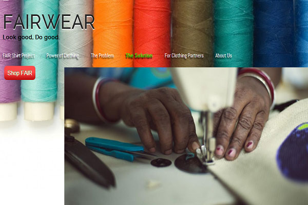 Social Startup 'FairWear' aims to change the Game for Bangladesh Garment workers