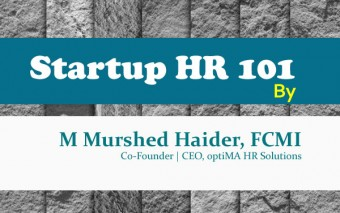 Introducing Weekly Column On Startup HR