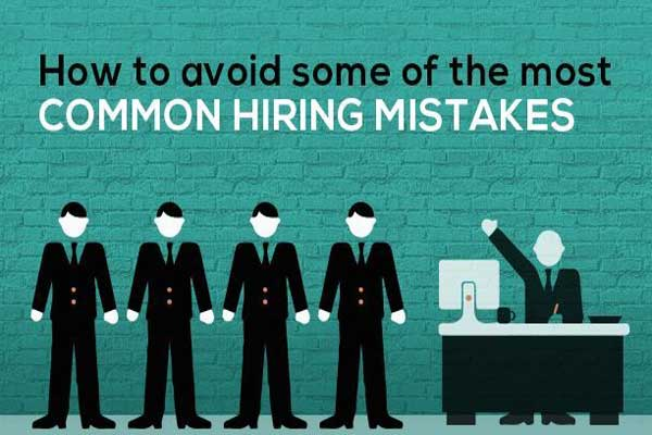 7 Recruitment Mistakes Startups Should Avoid