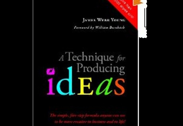 The Art And Science Of Producing Ideas In 05 Easy Steps [Book Review]