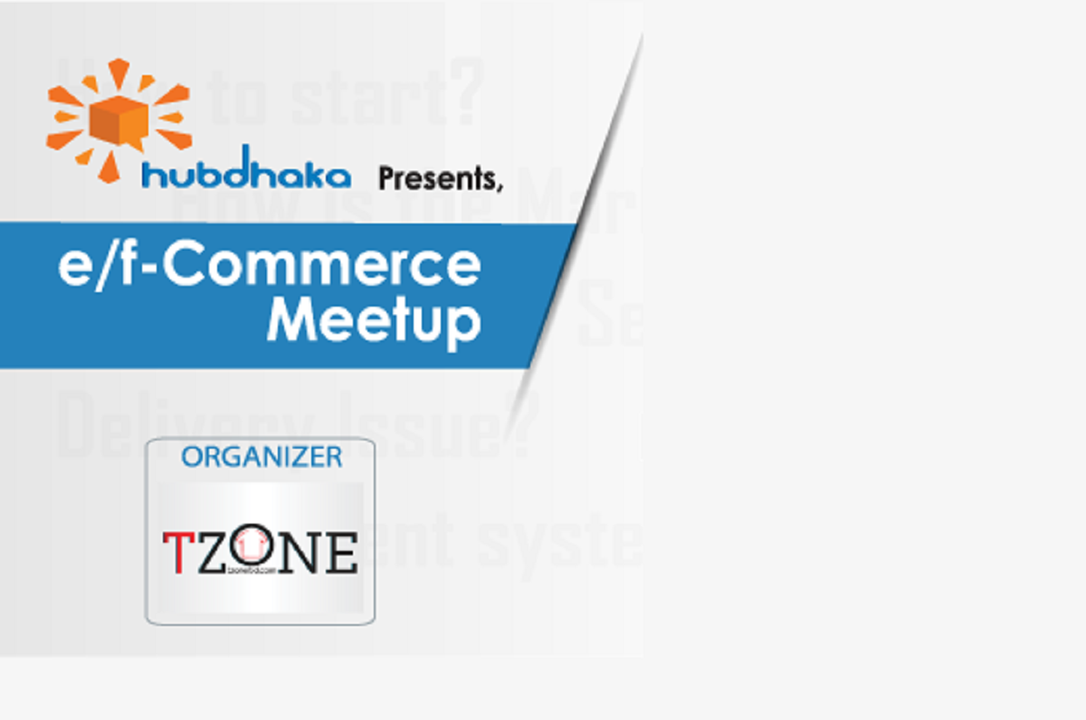 E/F Commerce Meetup Held In Dhaka