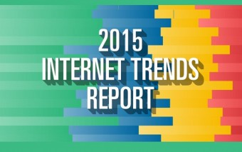 Best Of Mary Meeker's 2015 Internet Trends Report [Part 01]