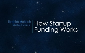 How Startup Funding Works [Infographic]