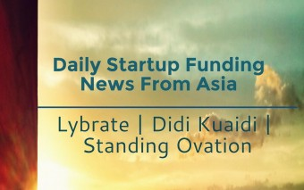 3 Startup Funding News From Asia