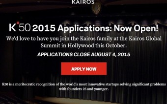 Application For K50 Is Open Now. Apply Today To Join New Cohort Of Global Business Leaders