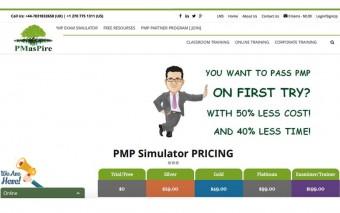 PMASPIRE.COM Launches PMP Exam Simulator Globally