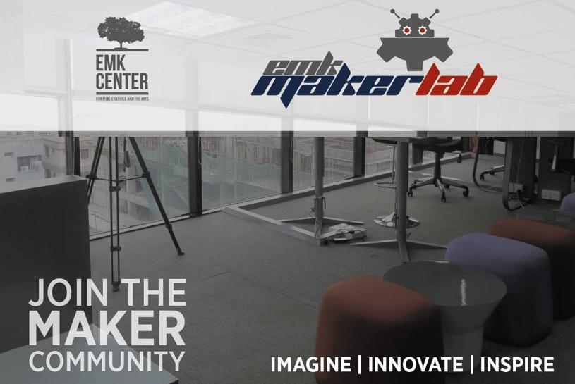 EMK To launch MakerLab Next Month