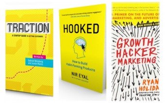 4 Must-Read Books On Startup Growth