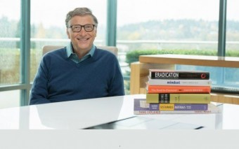 Best Books Of 2015, Recommended By Bill Gates