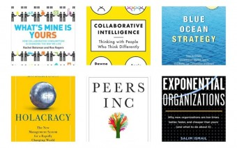 06 Books For Understanding Sharing Economy BY This Year's Thinkers50 Winners