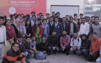 Inside Social Enterprise Day, 2015