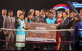 Get In The Ring Bangladesh Final Held
