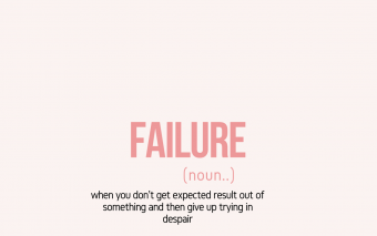 7 Lessons I Have Learned From My Failed Startup