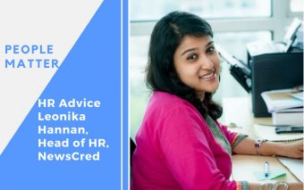 An Interview With Leonika Hannan, Head of HR, NewsCred