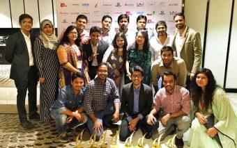 Magnito Digital Wins Big at The Commward 2016