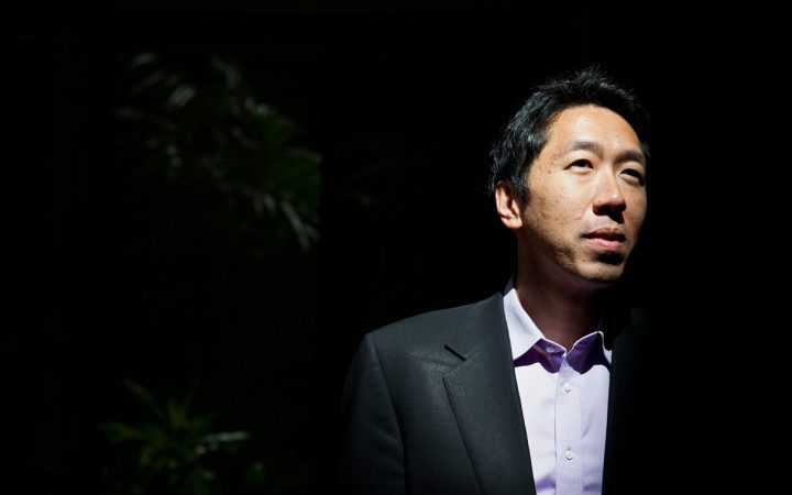 Andrew Ng [ Photo: Ariel Zambelich/Wired]