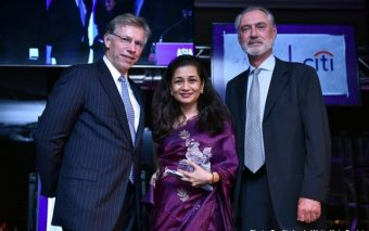 Durreen Shahnaz Wins Asia Game Changer Award