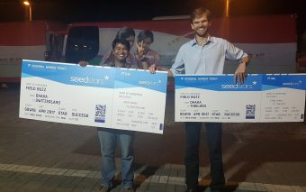 Field Buzz Wins Seedstars Dhaka 2016