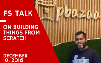 Attend FS Talk and Get A Complimentary eBook on Building A Business From Scratch In Bangladesh