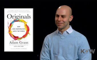 'Originals': How Anyone Can Become a Trailblazer