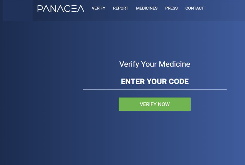 Inside Panacea's Effort To Fight Counterfeit