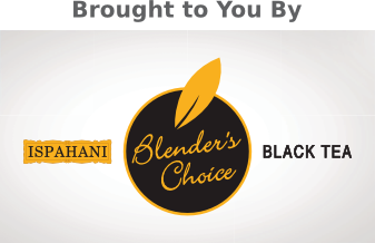 Ispahani Black Tea Credit Banner
