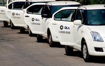 Ola Raises US$2 Billion In New Funding From SoftBank, Tencent, and Others