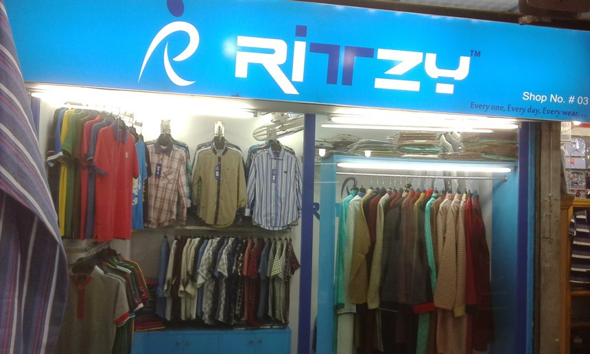 Ritzy Outlet front | photo courtesy Ritzy