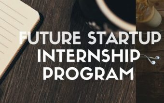 Internships At Future Startup 2018