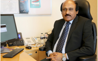 Life's Work: An Interview With K M Ali, CEO, Partex Star Group (CX-1)