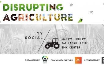 YY Goshti Opens Registration For Its YY Social Event 'Disrupting Agriculture'