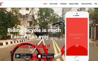 Bicycle Sharing Is The New Hot Startup Trend, JoBike Brings It To Dhaka