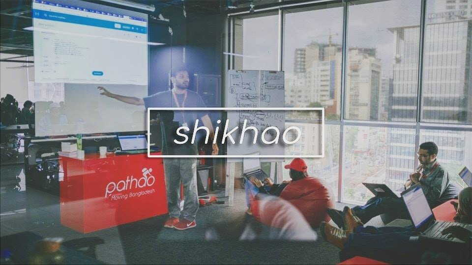 Pathao's in-house platform Shikhabo | Photo by Pathao