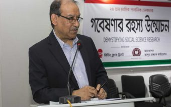 Social Science Research Should Be Aimed At Social And Political Change: Dr. Syed Saad Andaleeb