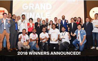 CMED Health Wins The HEAD Foundation Innovative Social Enterprise Award At SVC 2018