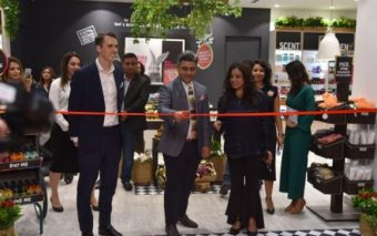 Body Shop Opens First Outlet In Bangladesh