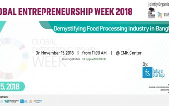 Event: Registrations For Demystifying Food Processing Industry in Bangladesh Are Open Now