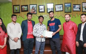 Pathao Names Mashrafe Bin Mortaza Brand Ambassador And The Pathao Brand