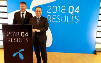 Grameenphone's Financial Results 2018, Grameenphone's Data Business