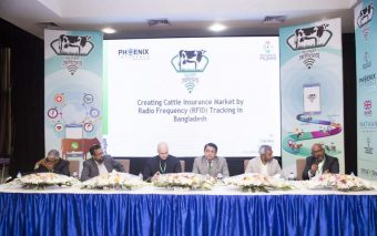 ShurjoMukhi praniSheba launches IOT And RFID Enabled Cattle Insurance In Bangladesh