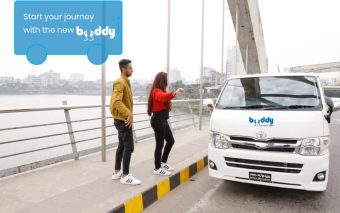 Carpooling Startup Buddy Limited Lunches In Dhaka and Urban Mobility 2.0