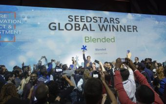 Blended, from Argentina awarded Seedstars Global Winner 2019