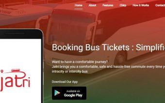 Public Bus Ticketing Startup Jatri Raises Investment From Adventure Capital