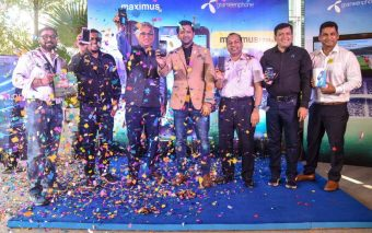Grameenphone Launches A Co-branded Smartphone With Maximus